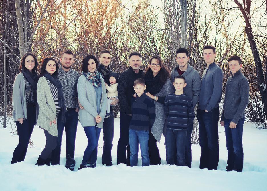 Mallett Clan Photo 2018